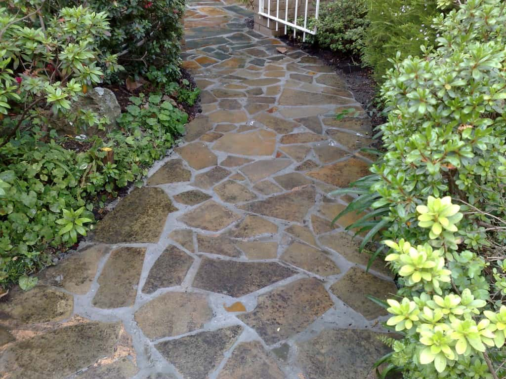 Footpath Path Crazy Paving Melbourne South East